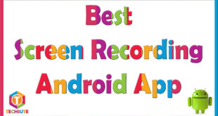 Best Screen Recording Android App